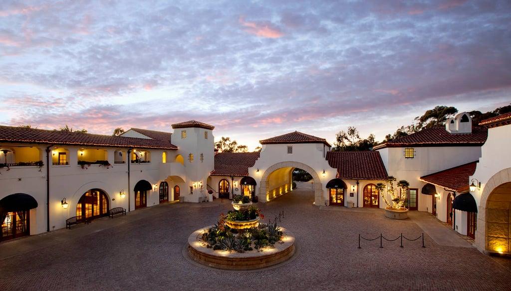 Ritz-Carlton Bacara Courtyard