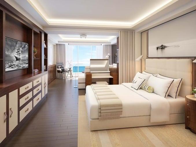Conrad Fort Lauderdale Beach Interior - Guestroom