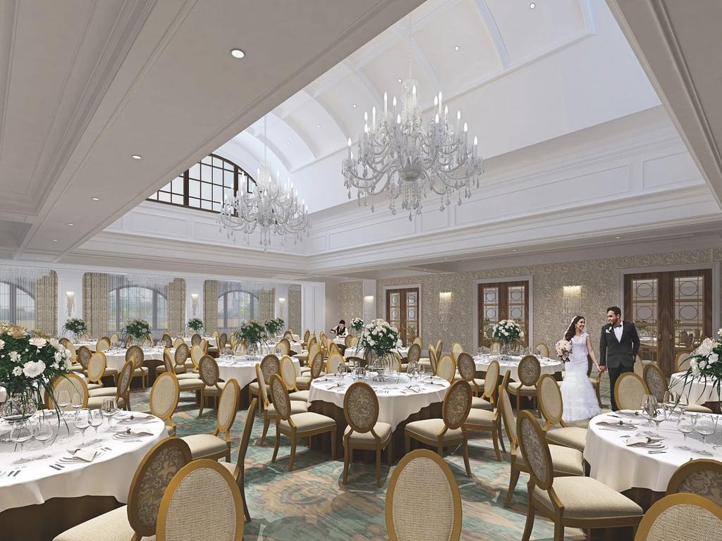 Hotel Bennett Charleston Ballroom
