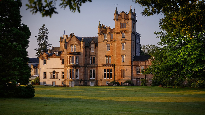 Scottish Mansion Cameron House