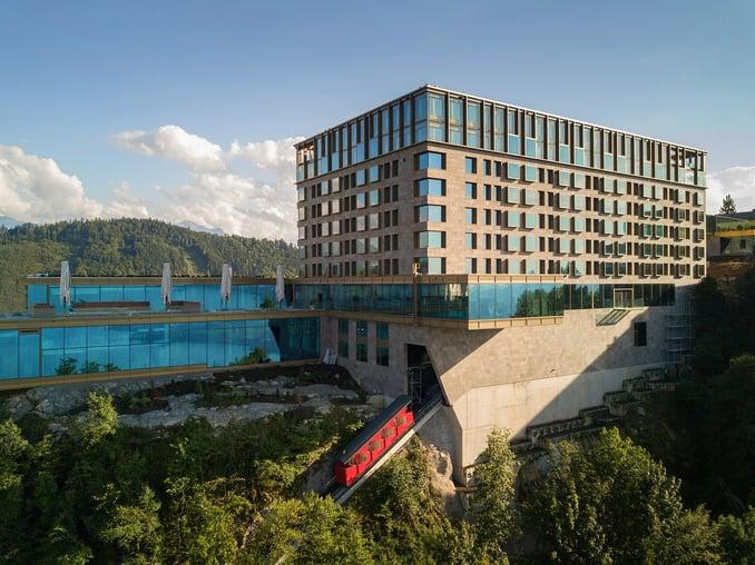 Switzerland Buergenstock Hotel