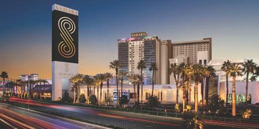 The Sahara Las Vegas Cropped